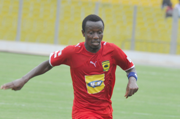 Michael Akuffo insists Asante Kotoko have requisite materials to conquer Africa