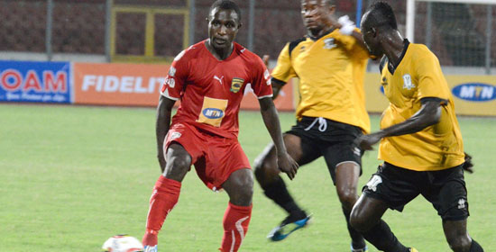 Hearts of Oak to lodge protest against Kotoko over unqualified Obed Owusu on Tuesday