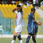 Hearts captain cool on penalty miss in Super Clash defeat to Kotoko