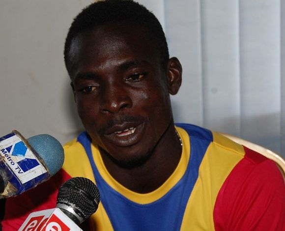Hearts of Oak striker Sellassie Adjei suffers fresh injury setback, set for MRI test