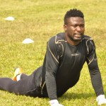 Hearts goalie Tetteh Luggard suffers thigh injury in crucial Liberty win
