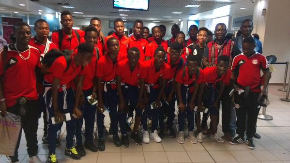 WAFA U-16 thrash English giants Chelsea 5-0 at 2018 Next Generation Tourney