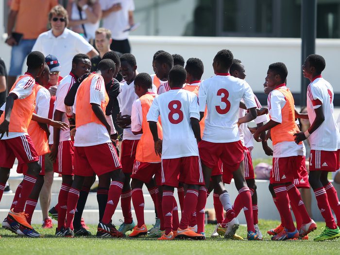 WAFA dismiss Red Bull Brasil on penalties to reach semi-final of Next Gen tourney in Austria