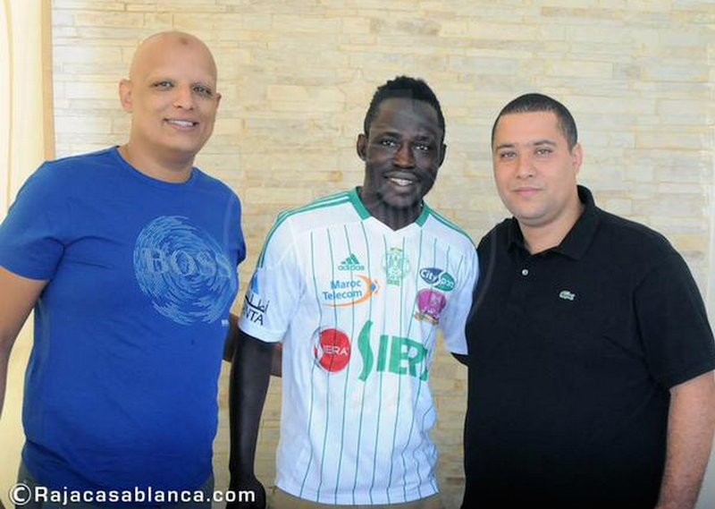 OFFICIAL: AshantiGold striker Mohammed Yakubu signs three-year contract with Raja Casablanca