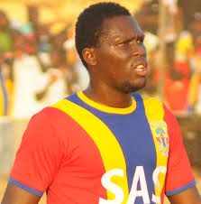Gilbert Fiamenyo has not been suspended - Hearts Acting PRO rubbishes reports