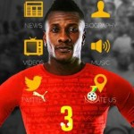 Asamoah Gyan launches personal Android app