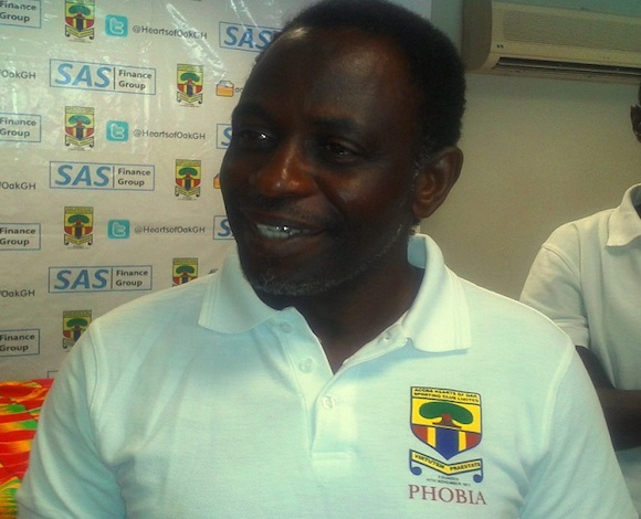 Hearts of Oak icon Mohammed Polo urges current technical handlers to keep the team afloat