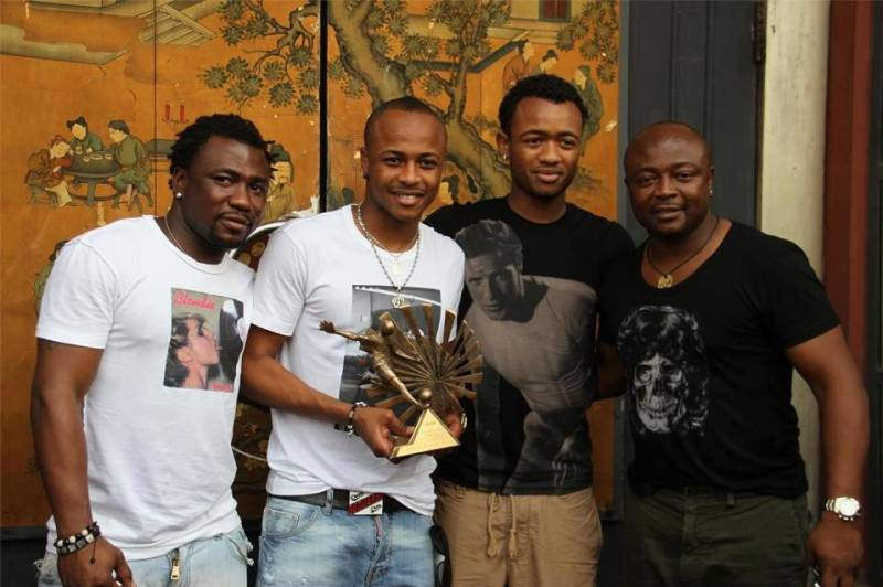 Q&A: Ghana football legend Abedi Pele talks about his kids and the state of Ghana football