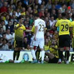 Leighton James Column: Andre Ayew lucky to avoid serious injury