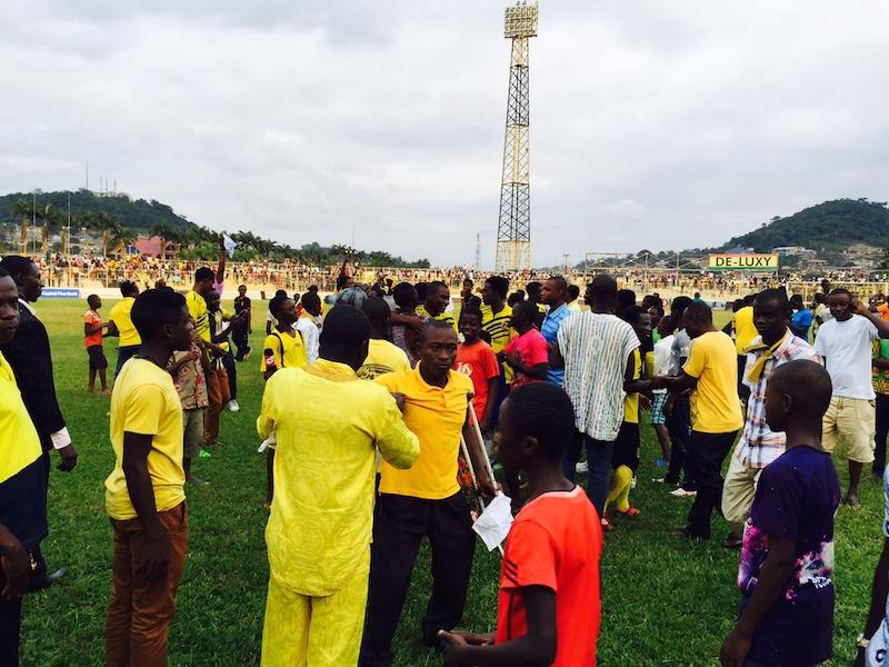 Inter Allies congratulate AshGold for clinching Ghana Premier League