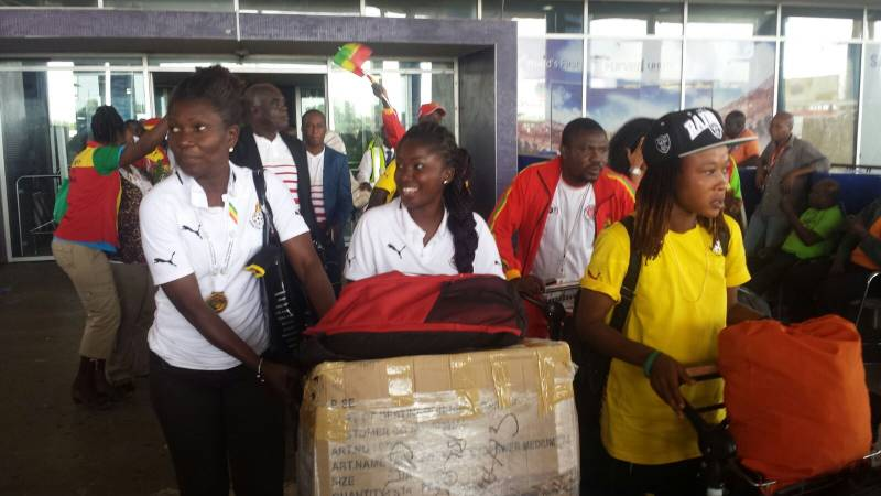 Black Queens set to leave M-Plaza Hotel after receiving improved $5000 payment in Presidential intervention