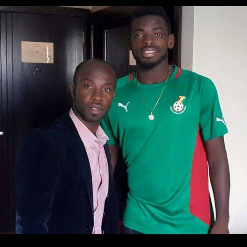EXCLUSIVE: Ex-Ghana U23 striker David Opoku agrees two-year deal with Lebanese side Al-Ijtimai Tripoli