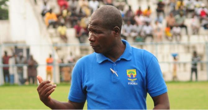 Hearts coach Eddie Ansah fumes over team's profligacy in slim win over Berekum Chelsea