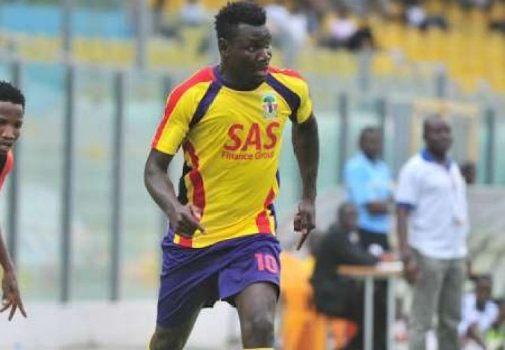Eddie Ansah remains upbeat of Hearts' chances against Berekum Chelsea despite possible absence of influential duo