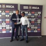 Sensational Ghanaian teenager Francis Amuzu pens three-year Anderlecht professional contract