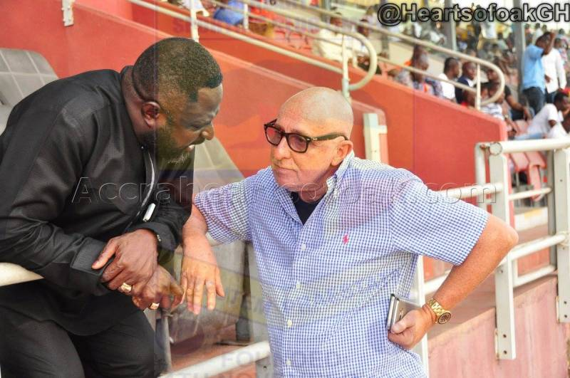 Unity was the bedrock of our successful period at Hearts of Oak - Isaac Tetteh discloses