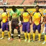 PHOTOS: Hearts beat Berekum Chelsea 3-2 in penultimate Ghana league clash