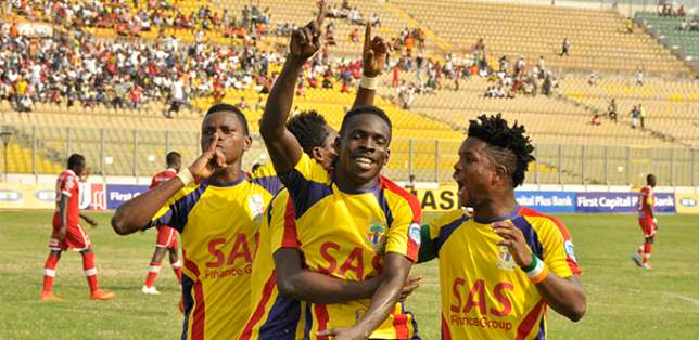 Breaking News: Hearts win landmark protest against Kotoko over use of 'unqualified' Obed Owusu
