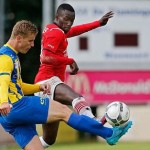 EXCLUSIVE: Ghana U17 star Issah Abbas and Annan Mensah on trial at Dutch side AZ Alkmaar