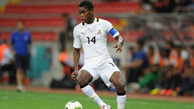 2015 All Africa Games: Ghana U23 captain Lawrence Lartey anticipates tough clash against rivals Nigeria