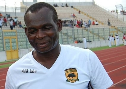 Malik Jabir linked with Asante Kotoko technical advisor job