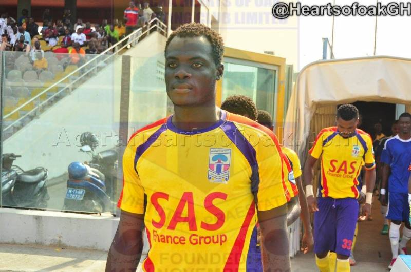 Hearts of Oak defender Inusah Musah believes It is an Honor to win Ghana Premier League