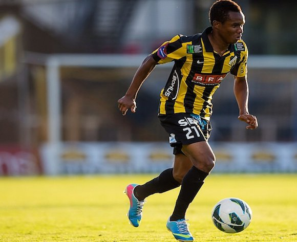 VIDEO: Watch Nasiru Mohammed's goals this season for BK Hacken