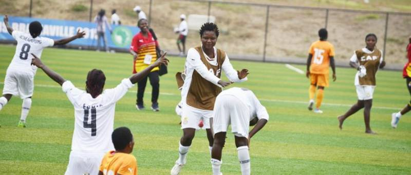 2015 All Africa Games: Ghana's women nail Cameroon at the death to win historic gold