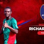 VIDEO: Ghana U23 striker Richard Gadze speaks about his move to Indian side Delhi Dynamos