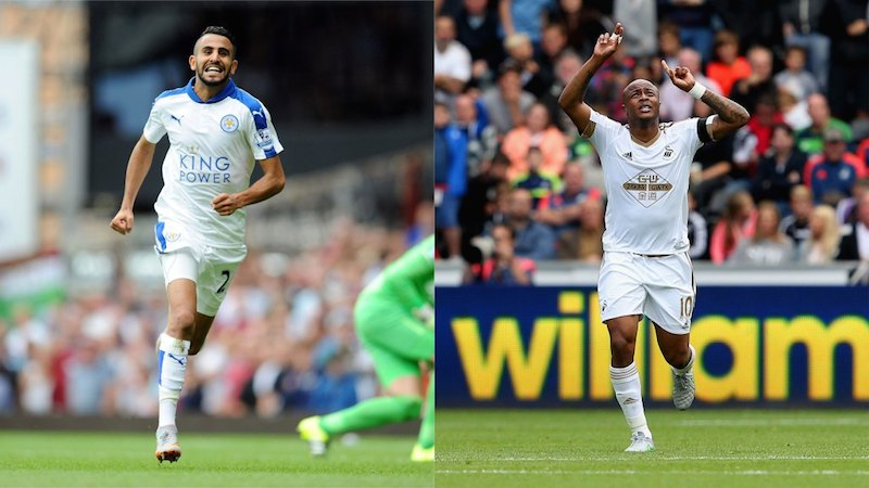 Five-Game Superstars: Just How Good Are Riyad Mahrez and Andre Ayew?