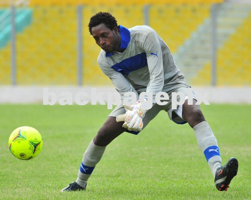 Ashantigold goalie Robert Dabuo insists he's committed to miners following mounting reports linking him away from club