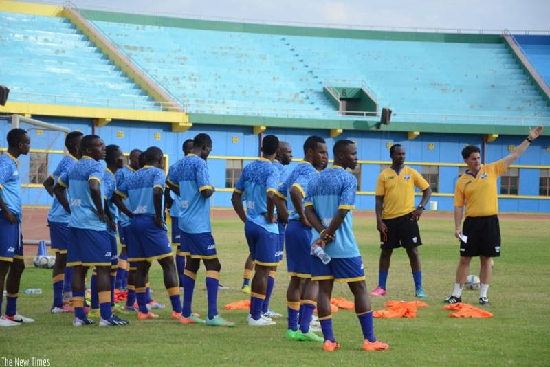 Feature: Amavubi have quality to beat Ghana