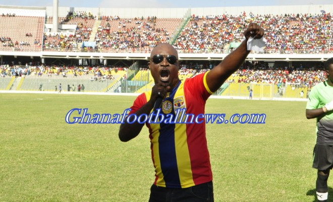 Hearts supporters chief Sunsum claims Kotoko begged AshantiGold to withdraw Obed Owusu protest