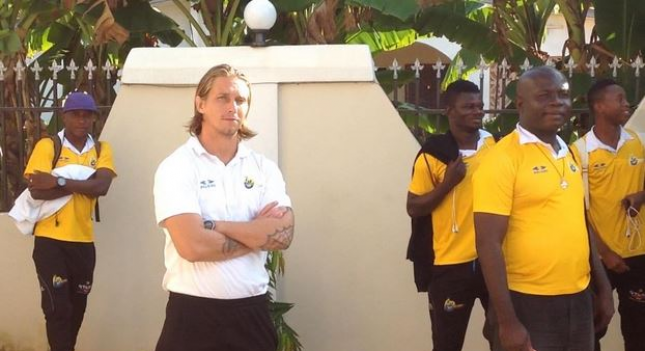 Tom Strand: Medeama gaffer desirous of coaching Black Stars in future
