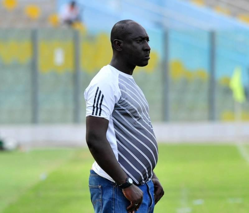 Coach Abubakar Yusif denies reports he has quit Heart of Lions