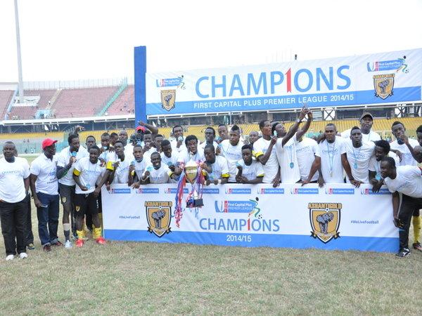 MATCH REPORT: Vintage AshantiGold dismantle Asante Kotoko to win prestigious Otumfuor Cup