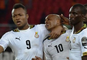 VIDEO: Andre Ayew in emotional interview over Ghana U20 World Cup win and Marseille exit