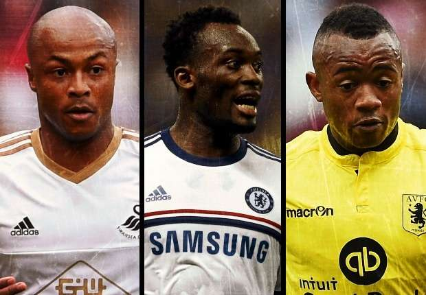 Can the Ayew brothers emulate Michael Essien's impact in England?