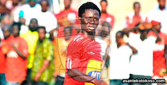 I gave my all for Asante Kotoko but fans tarnished my image - Richard Mpong