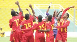 Ghana's women clinch All Africa Games semi-final spot after drawing of lots