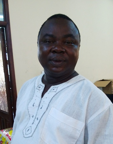 Abert Commey  CEO of Aduana