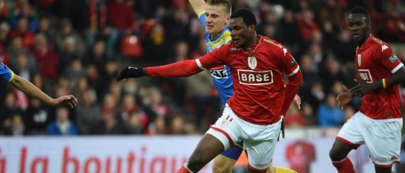Ghana starlet Benjamin Tetteh thrilled with debut goal for Standard Liege in Belgium
