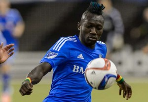 Opinion: Why Montreal Impact's Dominic Oduro inclusion in the Ghana, Canada friendly will be vital