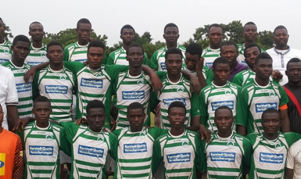 Promoted Dreams FC settle on Dawu Park as home ground for Ghana Premier League matches