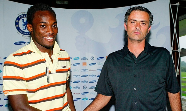 Former Chelsea star Michael Essien has confidence in Jose Mourinho despite shocking setbacks