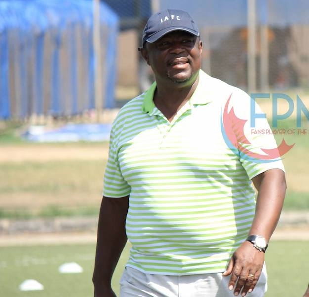 OFFICIAL: Inter Allies re-engage Paa Kwesi Fabin as head coach for second spell