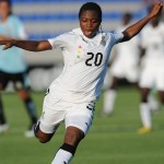 Black Princesses captain Fatima Alhassan rallies massive support for team ahead of World Cup qualifier