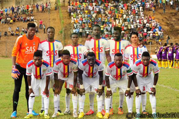 Hearts of Oak set to start pre-season on 15 October, players handed one-month break