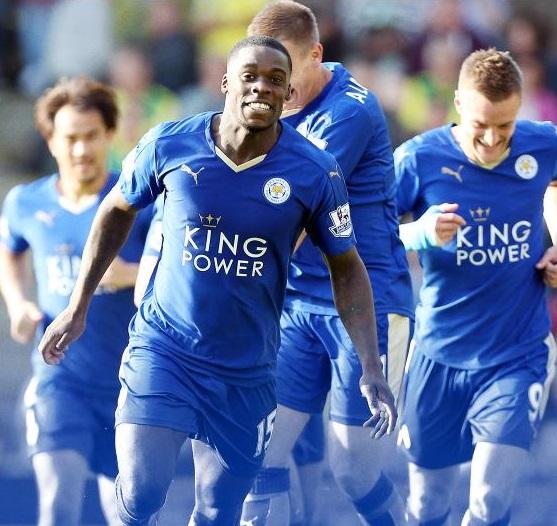 VIDEO: Ghana star Jeffrey Schlupp praises Leicester City after inspiring Norwich City win