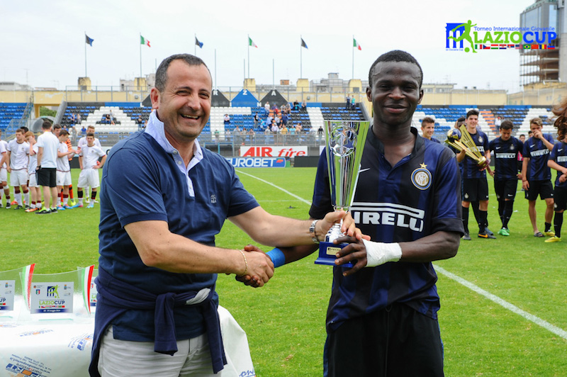 Ghanaian starlets Justice Opoku and Samuel Appiah fire Inter Milan youth side to victory